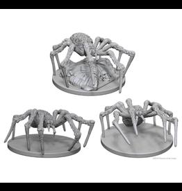 WizKids D&D Minis (upainted): Spiders Wave 1, 72558