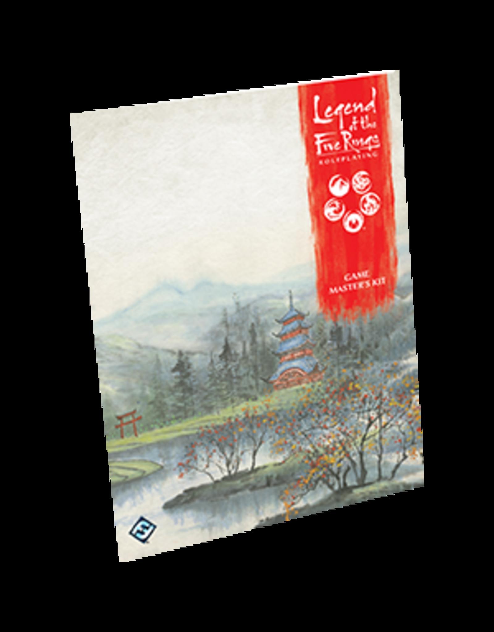 Fantasy Flight Games Legend of the Five Rings RPG: Game Master's Kit