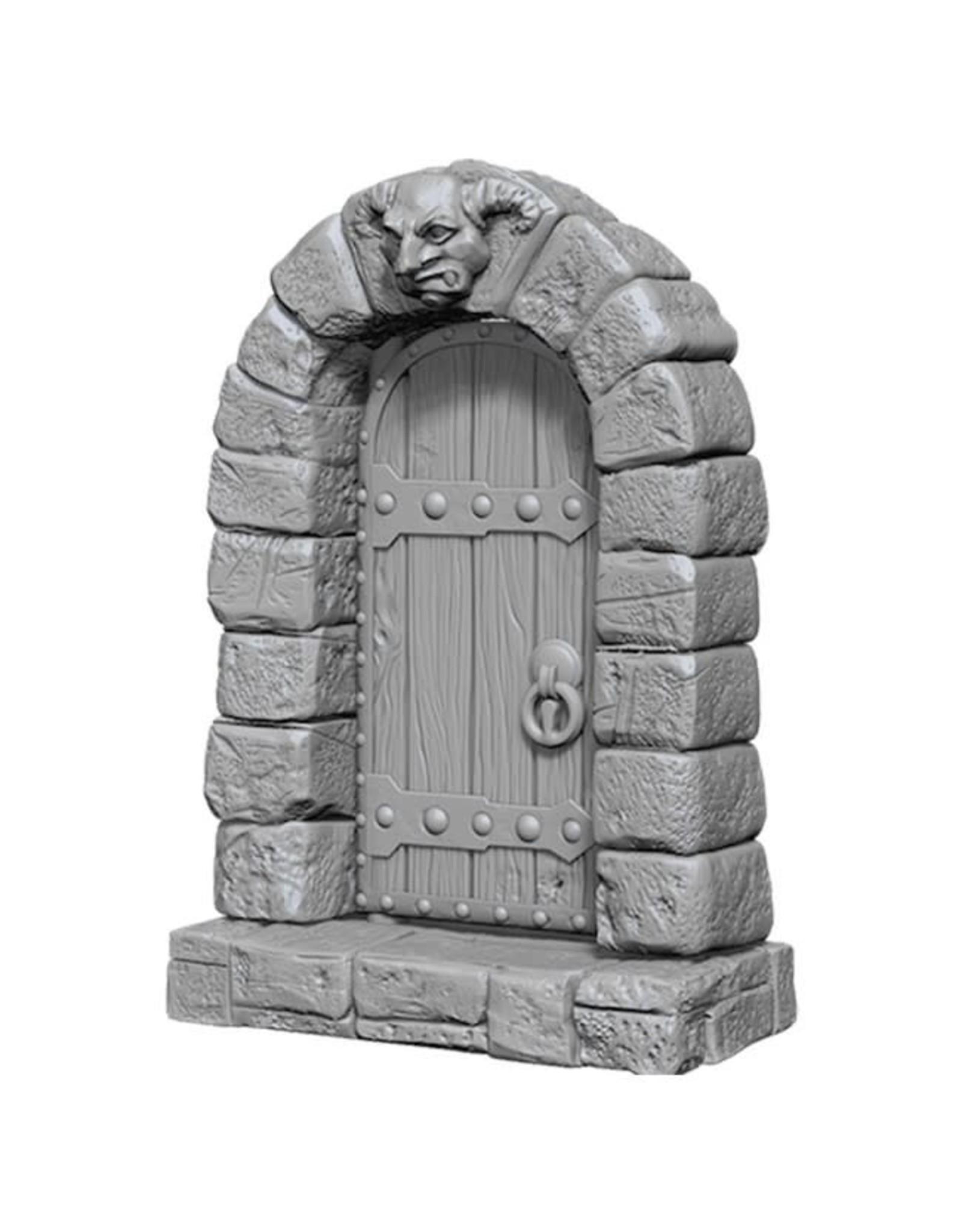 WizKids D&D Minis (unpainted): Doors Wave 5, 73360
