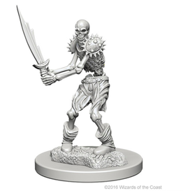 WizKids D&D Minis (unpainted): Skeletons