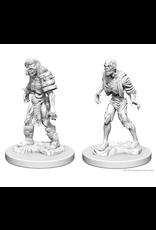 WizKids D&D Minis (unpainted): Zombies Wave 1, 72567
