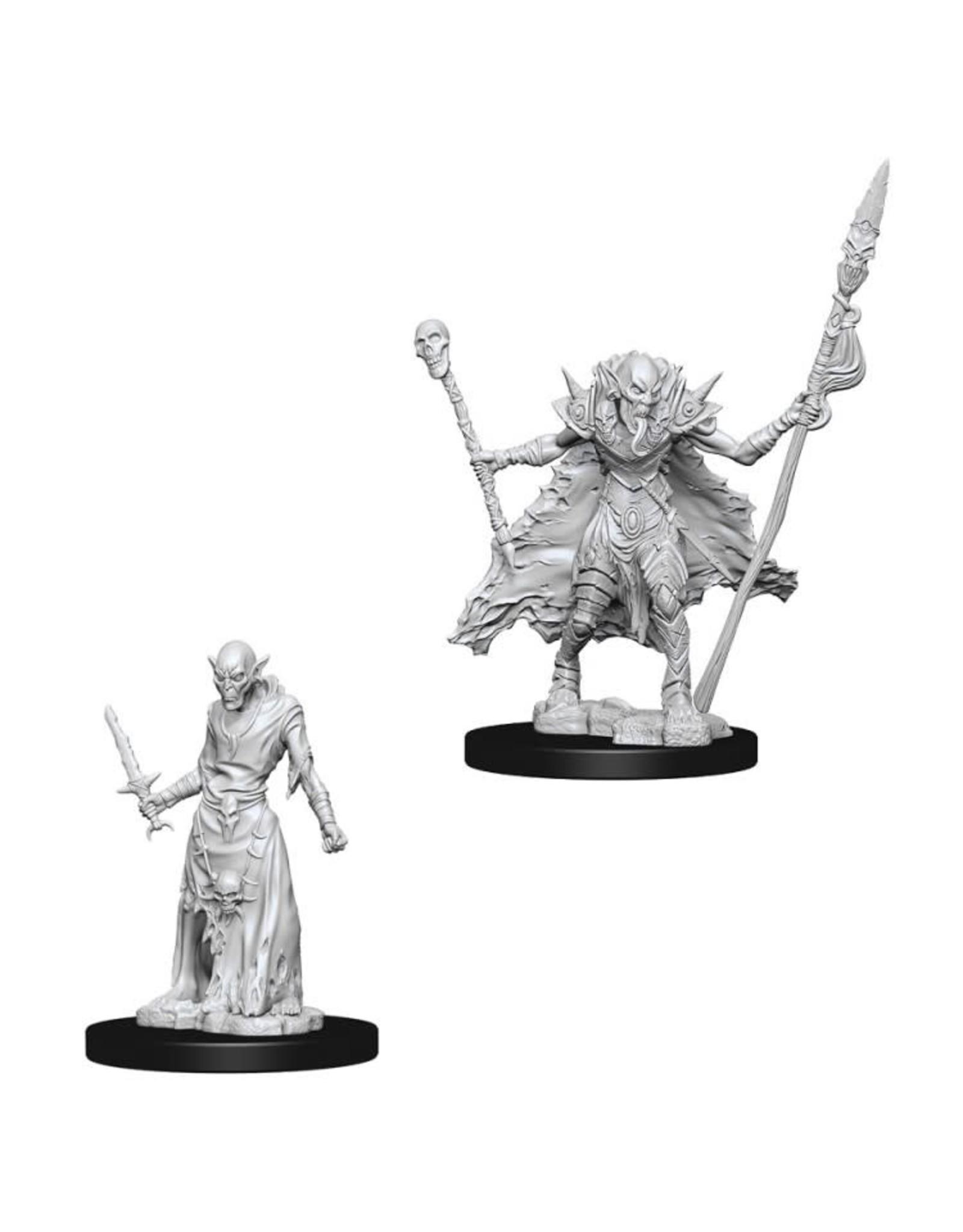 WizKids Pathfinder Minis (unpainted): Ghouls Wave 7, 73548