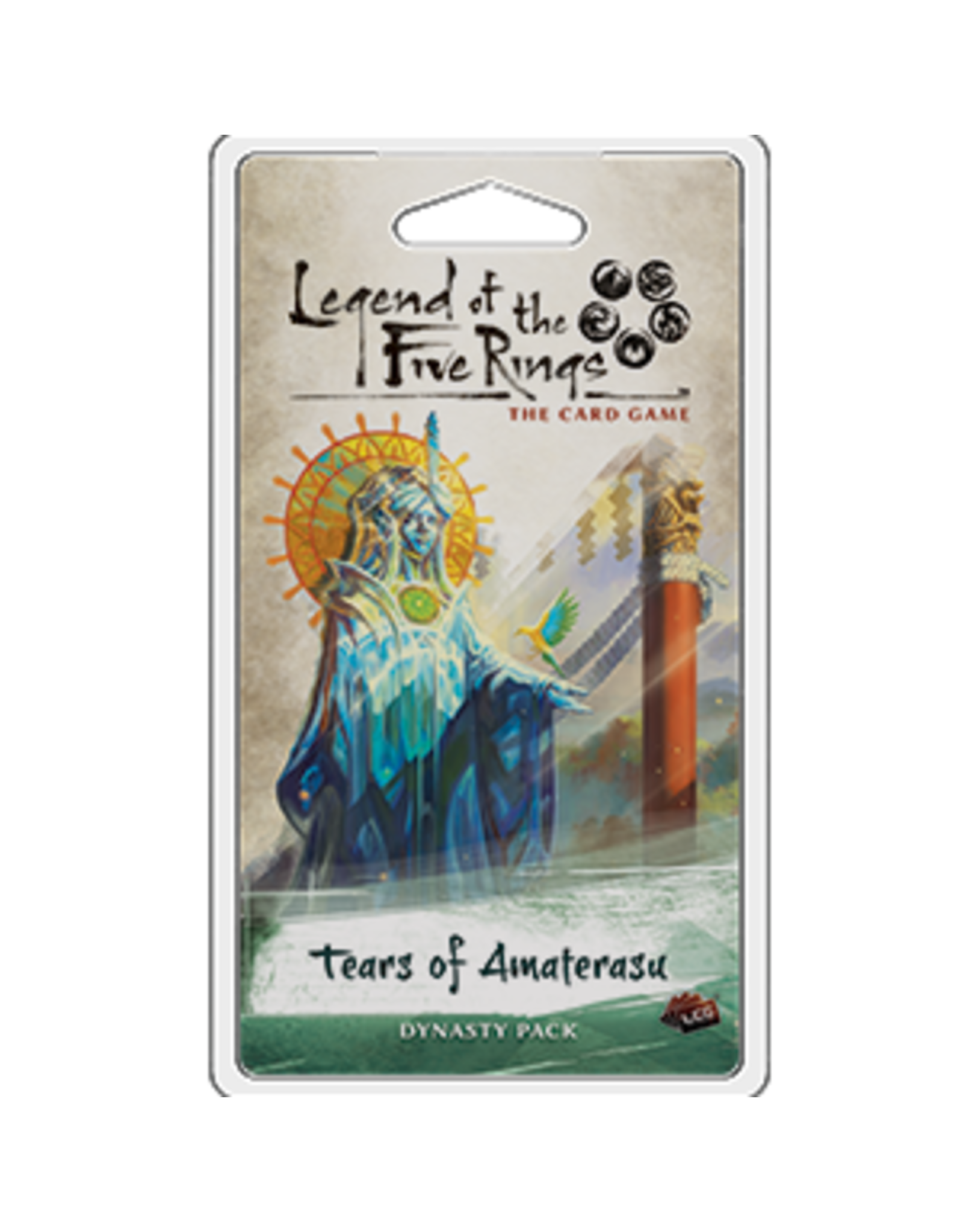 Fantasy Flight Games Legend of the Five Rings: The Card Game - Tears of Amaterasu