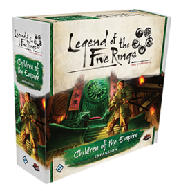 Fantasy Flight Games Legend of the Five Rings: The Card Game - Children of the Empire