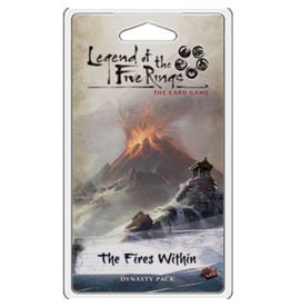 Fantasy Flight Games Legend of the Five Rings: The Card Game - The Fires Within