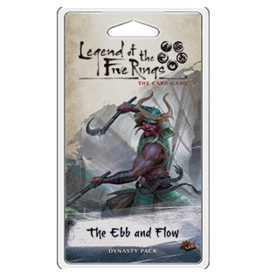 Fantasy Flight Games Legend of the Five Rings: The Card Game - The Ebb and Flow
