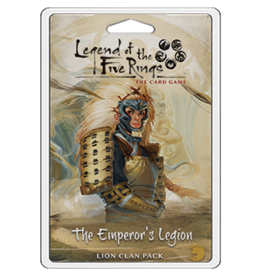 Fantasy Flight Games Legend of the Five Rings: The Card Game - The Emperor's Legion (Lion Clan Pack)