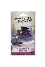 Fantasy Flight Games Legend of the Five Rings: The Card Game - A Champion's Foresight