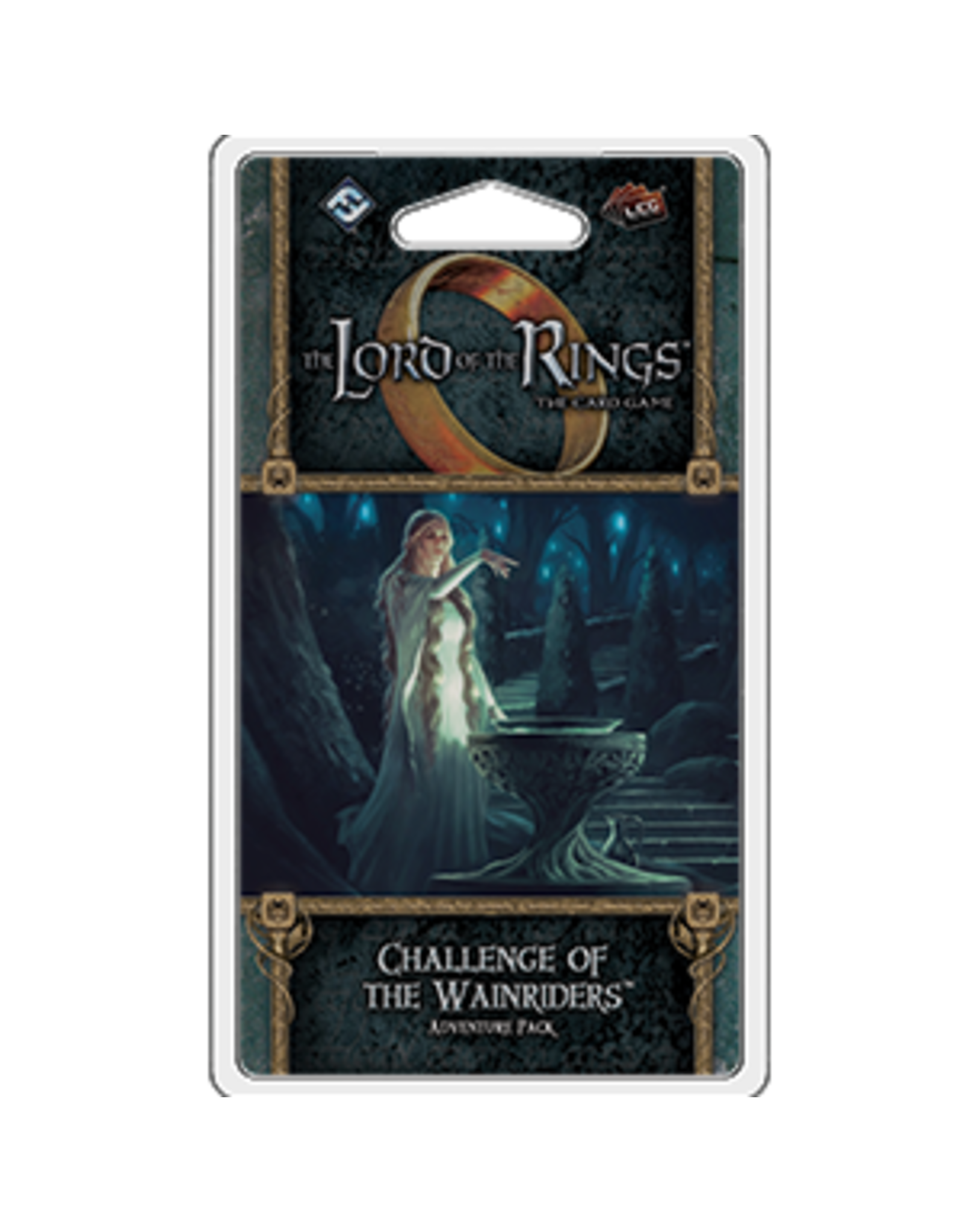 Fantasy Flight Games The Lord of the Rings: The Card Game - Challenge of the Wainriders