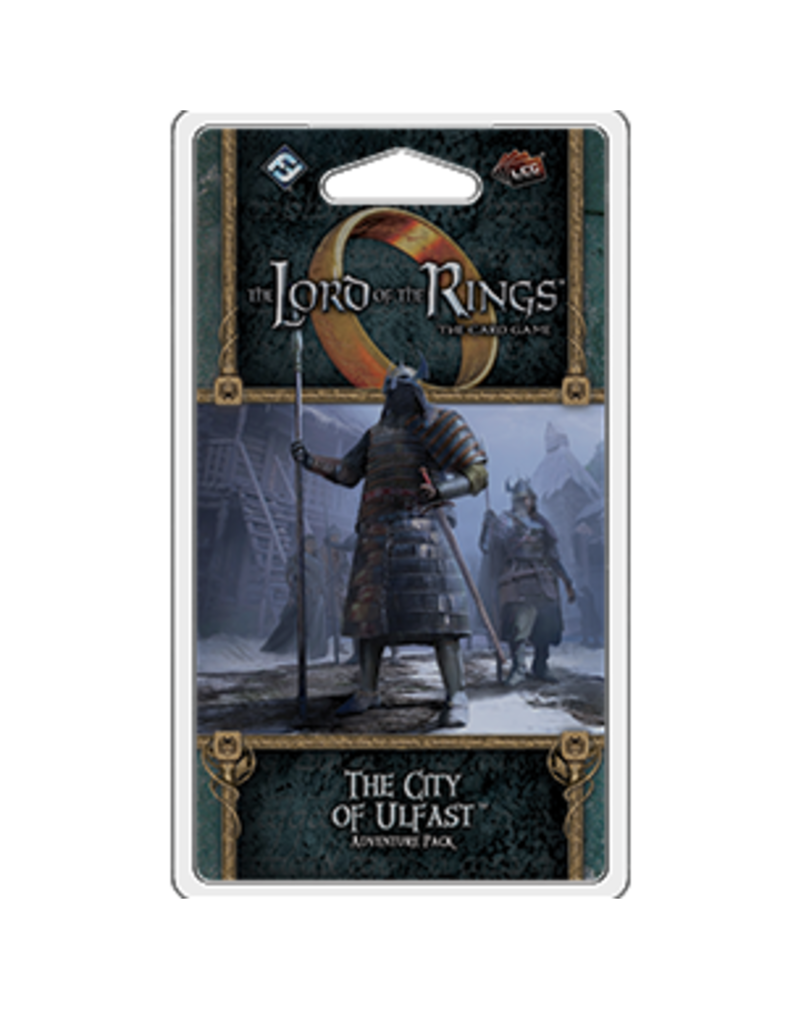 Fantasy Flight Games The Lord of the Rings: The Card Game - The City of Ulfast