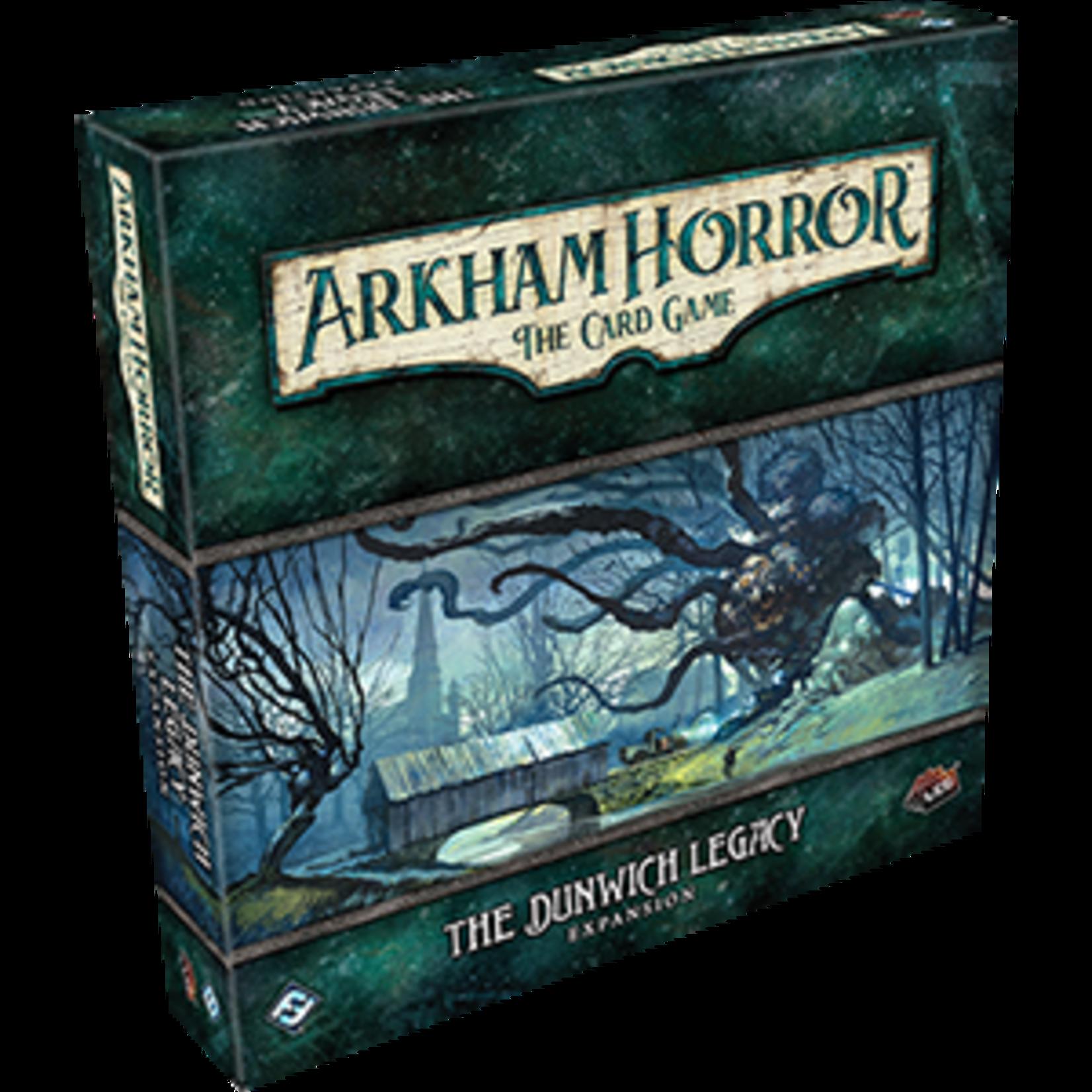 Fantasy Flight Games Arkham Horror LCG: The Dunwich Legacy (Expansion)