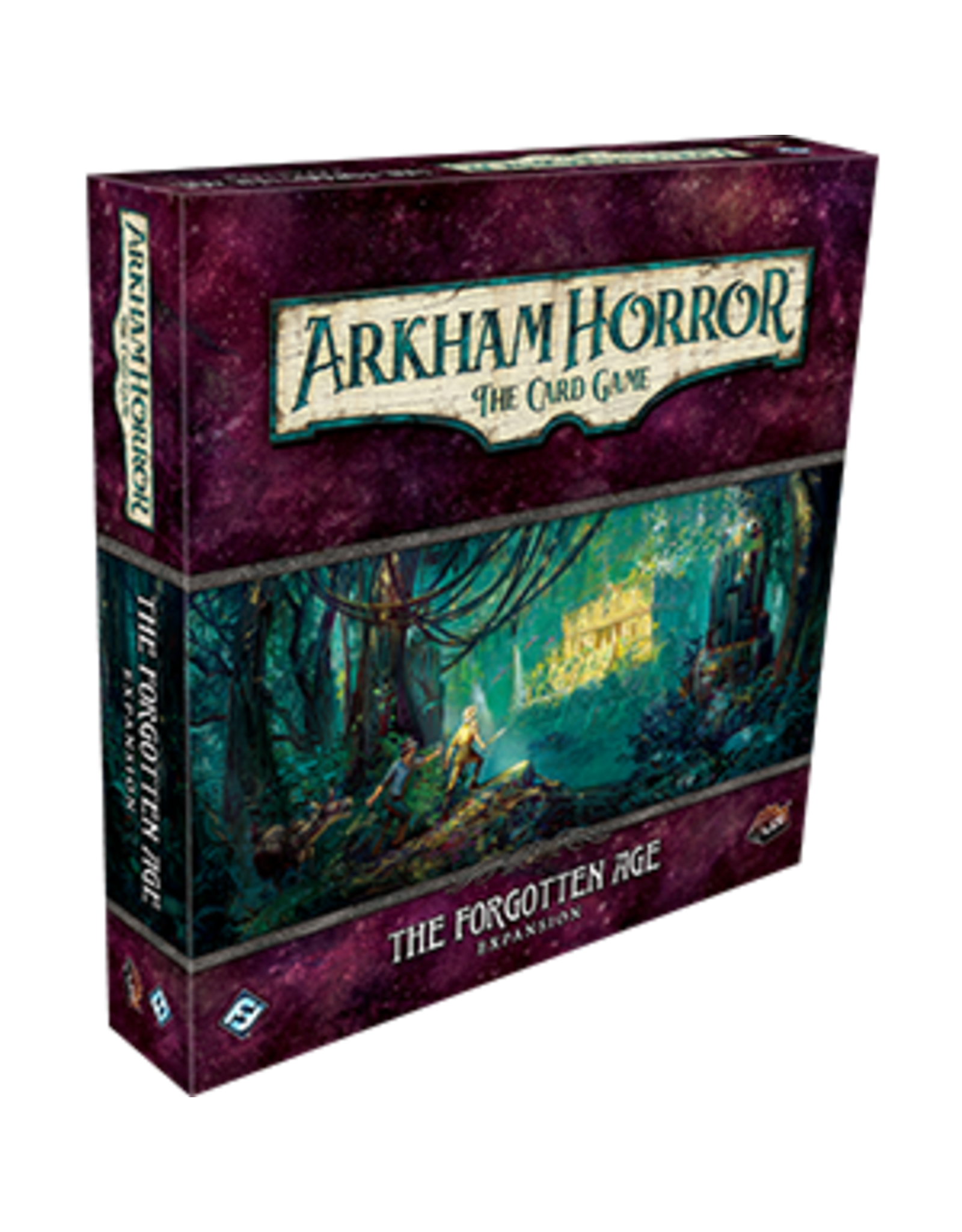 Fantasy Flight Games Arkham Horror LCG: The Forgotten Age (Expansion)