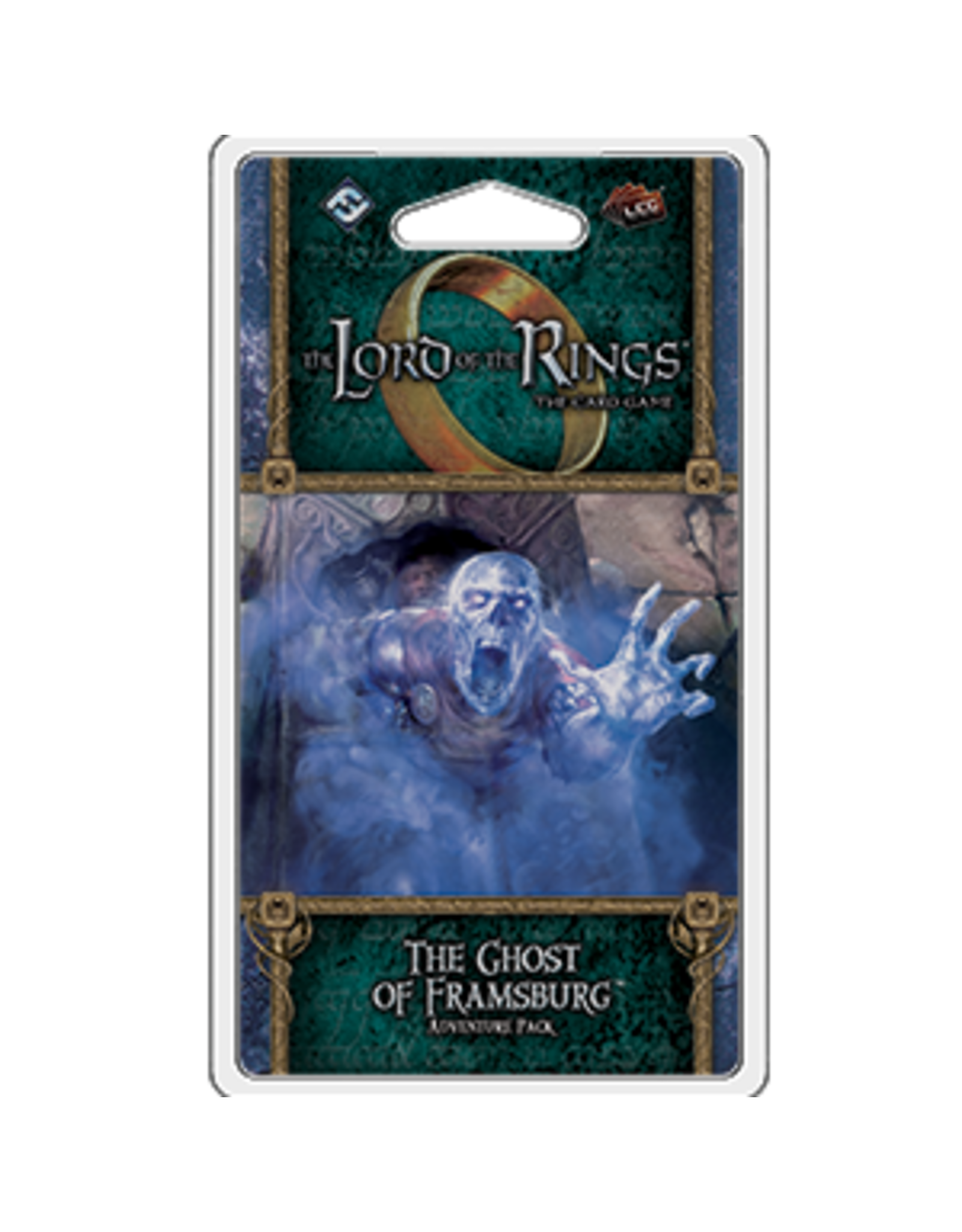 Fantasy Flight Games The Lord of the Rings: The Card Game - The Ghost of Framsburg