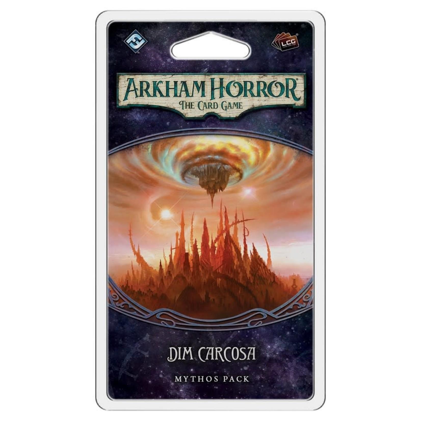 Fantasy Flight Games Arkham Horror LCG Dim Carcosa (expansion)