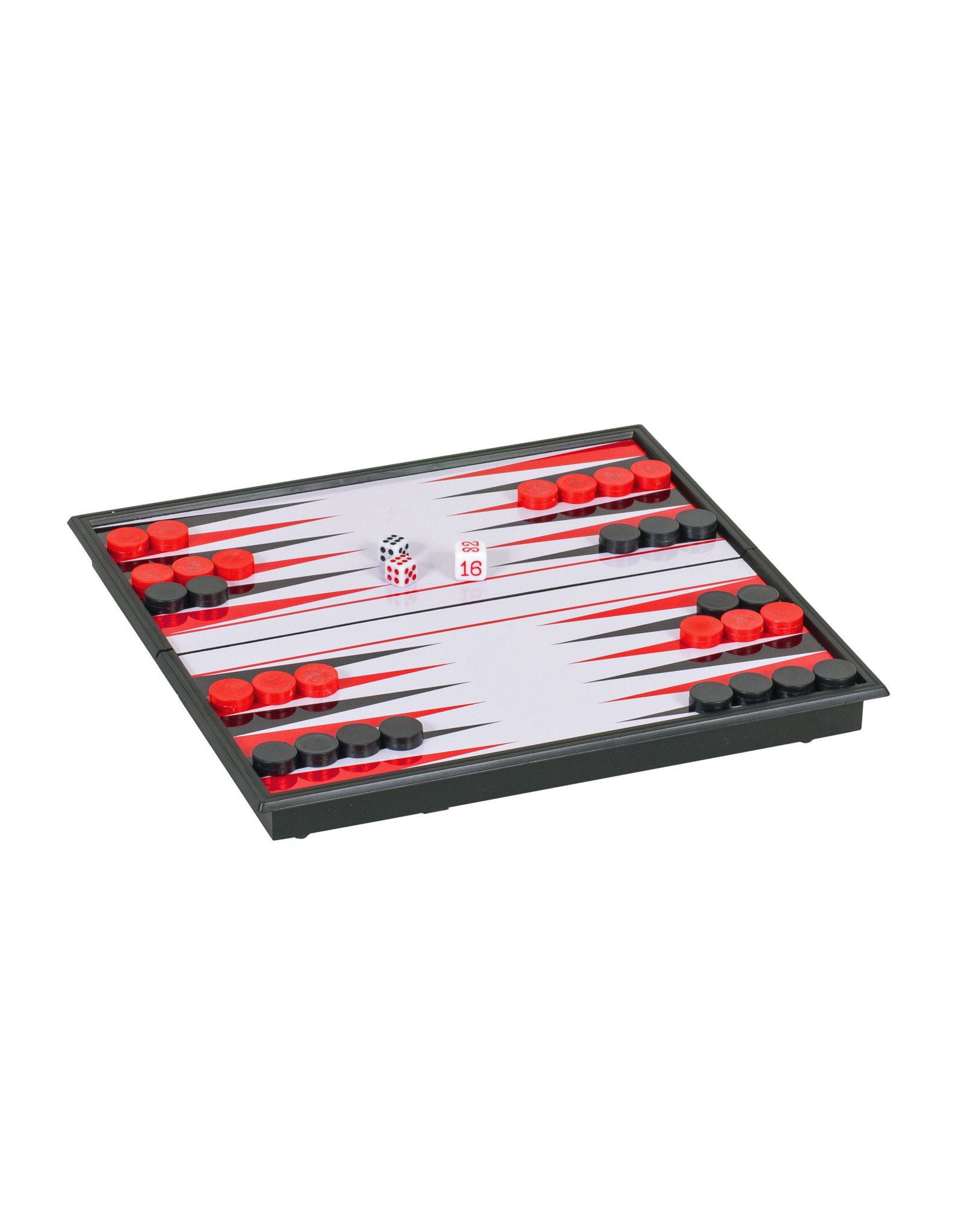 Wood Expressions Backgammon Magnetic 10""