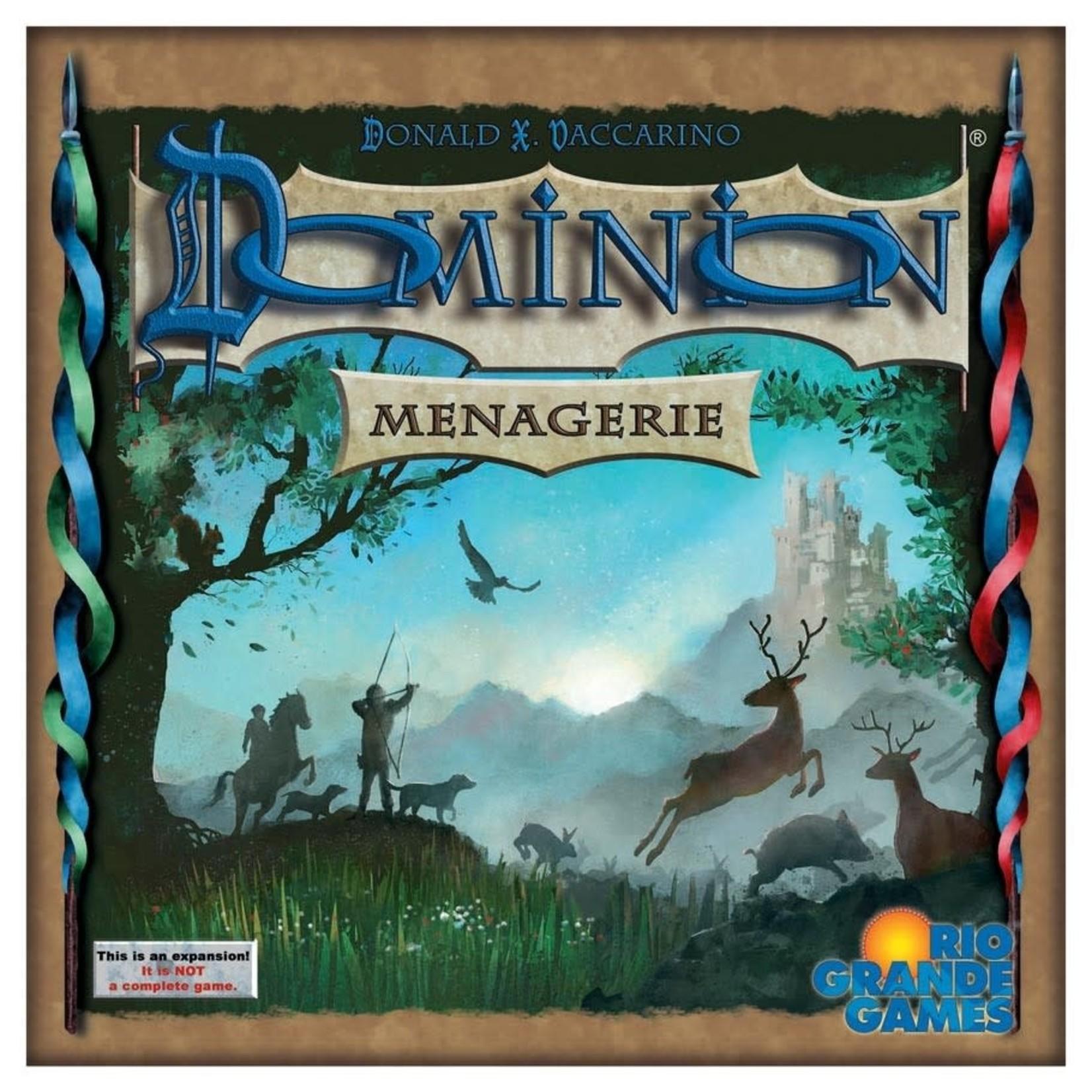 Rio Grande Dominion Menagerie