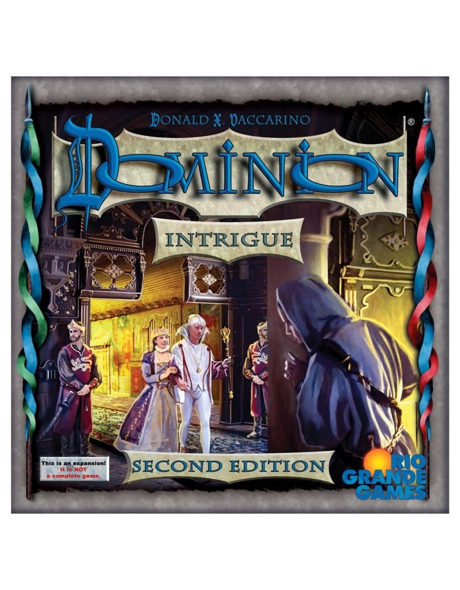 Rio Grande Dominion Intrigue Second Edition