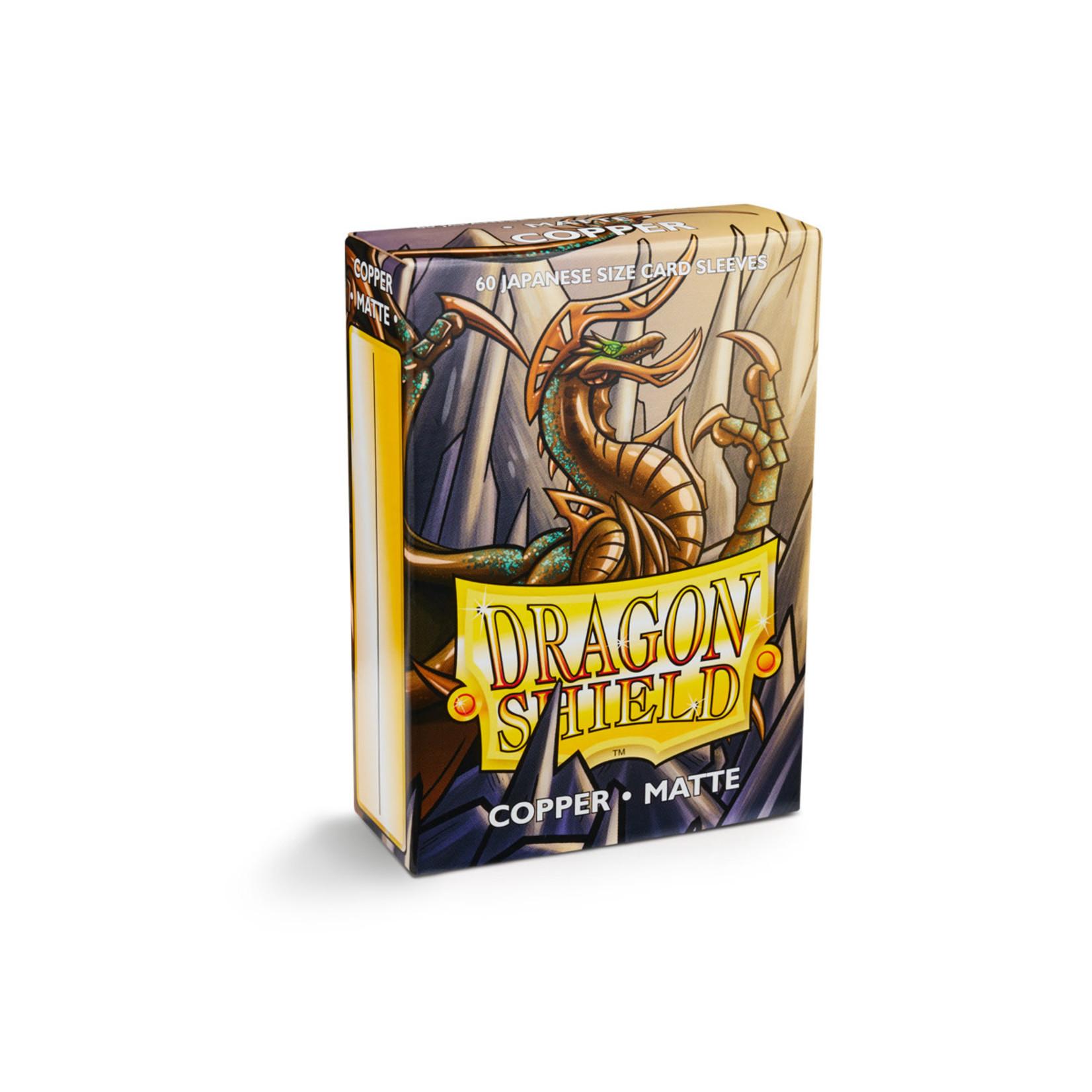 Dragon Shield Dragon Shield Dragon Shield Japanese Matte - Copper (60)