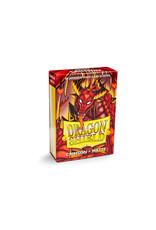 Dragon Shield Dragon Shield Dragon Shield Japanese Matte - Crimson (60)