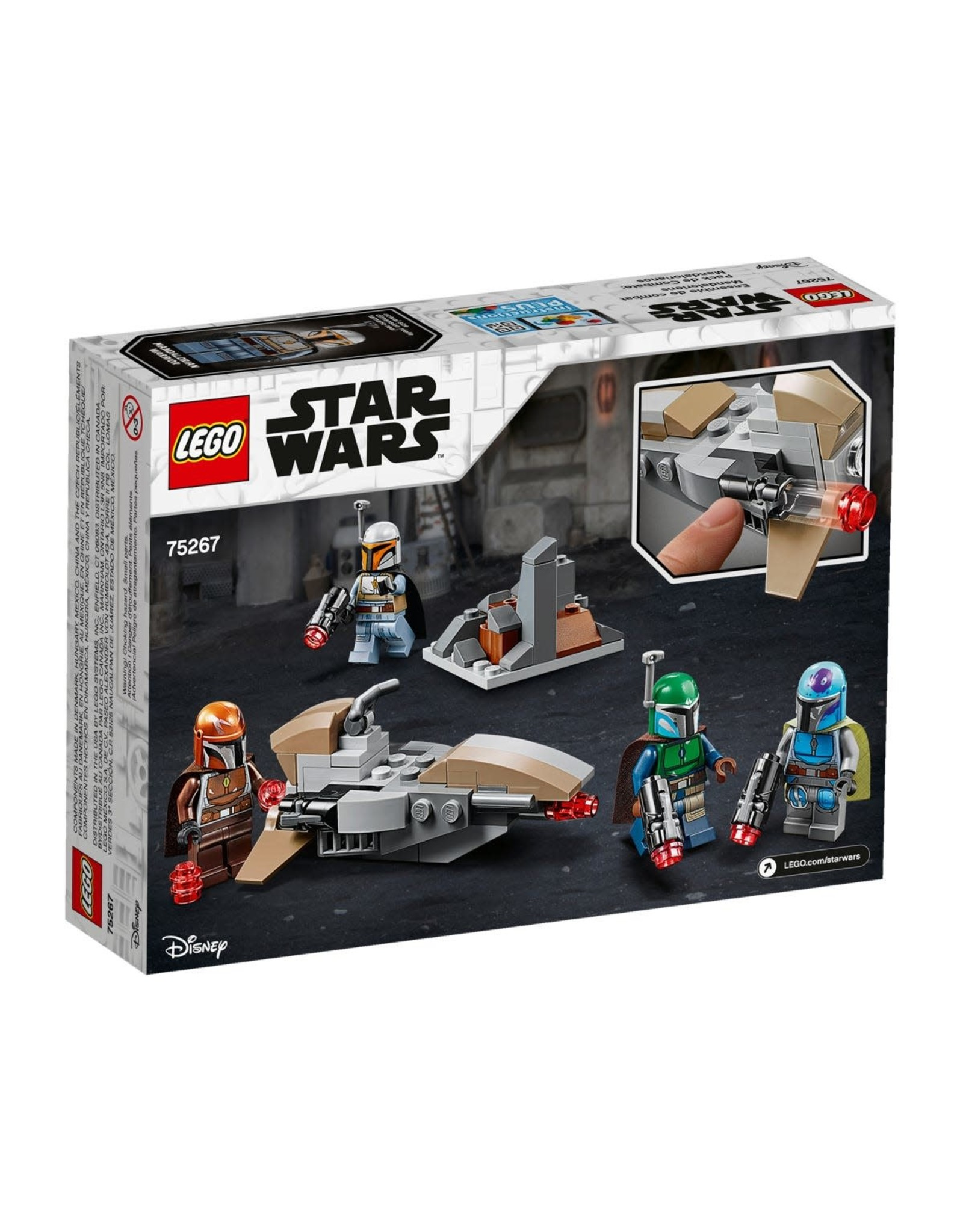 LEGO LEGO Star Wars Mandalorian Battle Pack