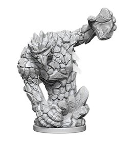 WizKids Pathfinder Minis (unpainted): Medium Earth Elemental Wave 5, 73357