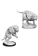 WizKids Pathfinder Minis (unpainted): Hell Hounds Wave 1, 72581