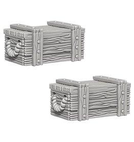 WizKids D&D Minis (unpainted): Crates Wave 4, 73090