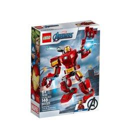 LEGO LEGO Marvel Iron Man Mech