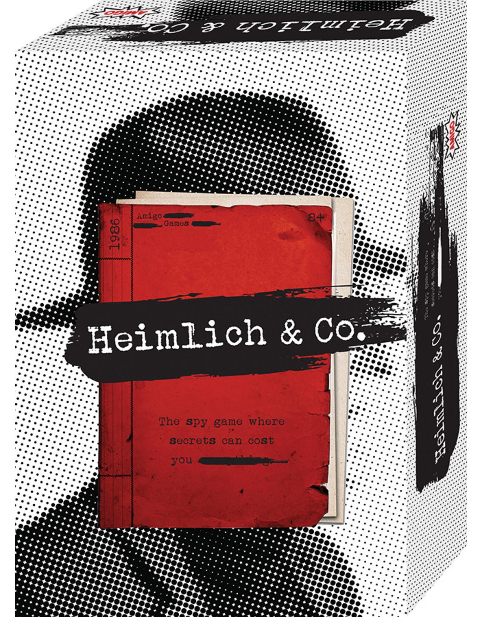Amigo Games Heimlich & Co.