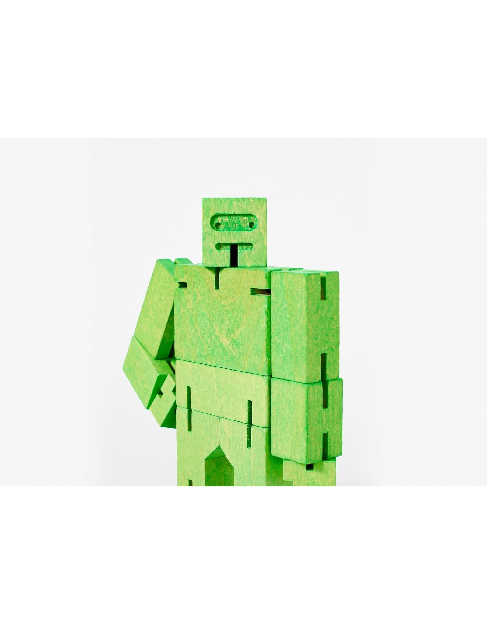 Areaware Cubebot Micro (Green)