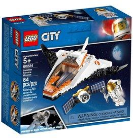 LEGO LEGO City Satellite Service Mission