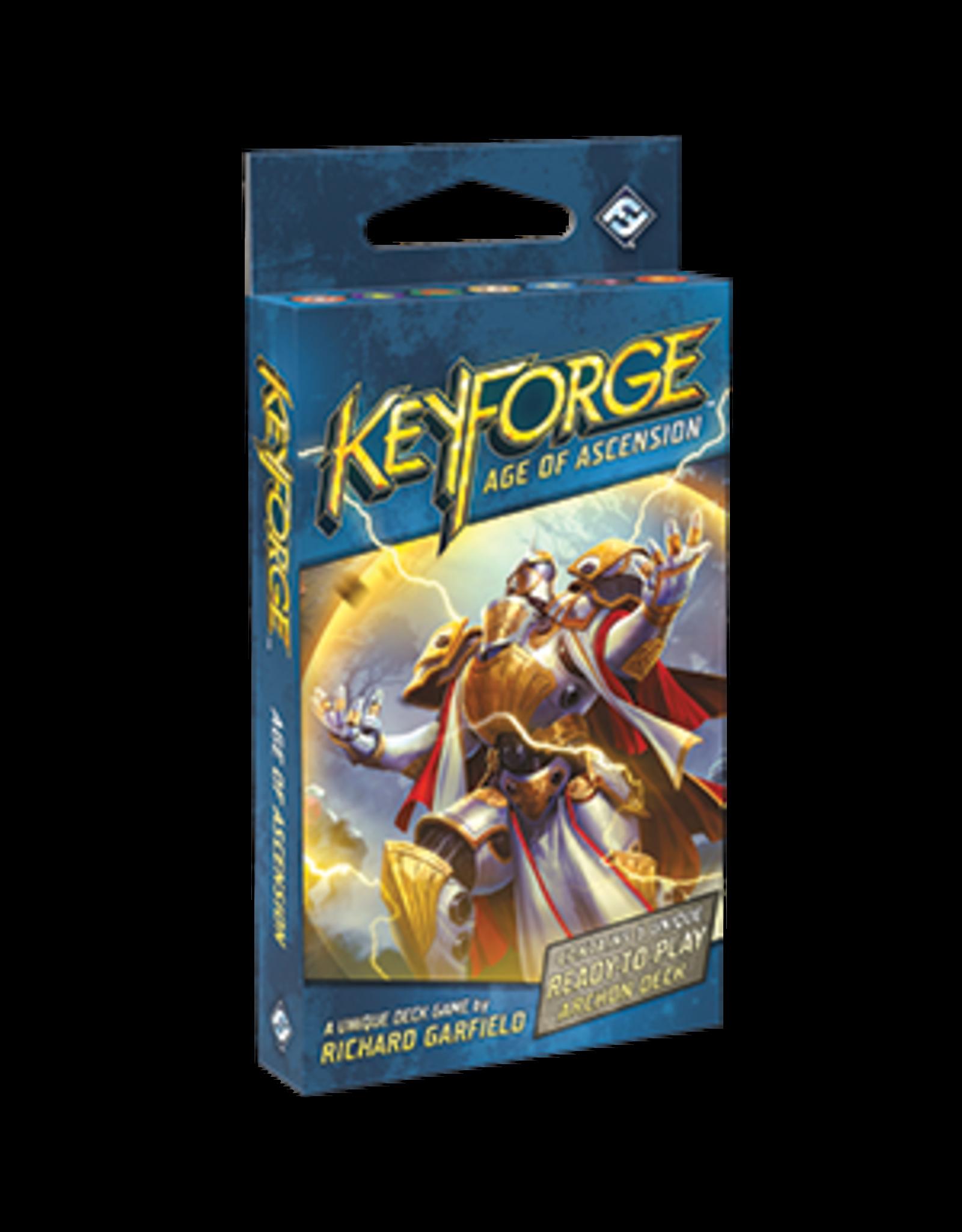 Fantasy Flight Games KeyForge Age of Ascension Deck
