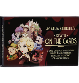 Asmodee Agatha Christie Death on the Cards