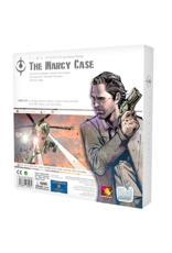 Asmodee TIME Stories Marcy Case Expansion