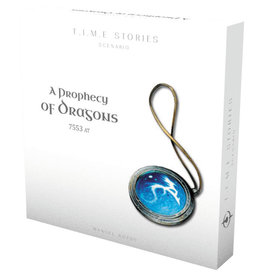 Space Cowboys TIME Stories A Prophecy of Dragons