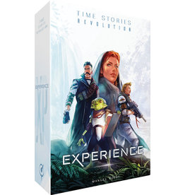 Space Cowboys Time Stories Revolution - Experience