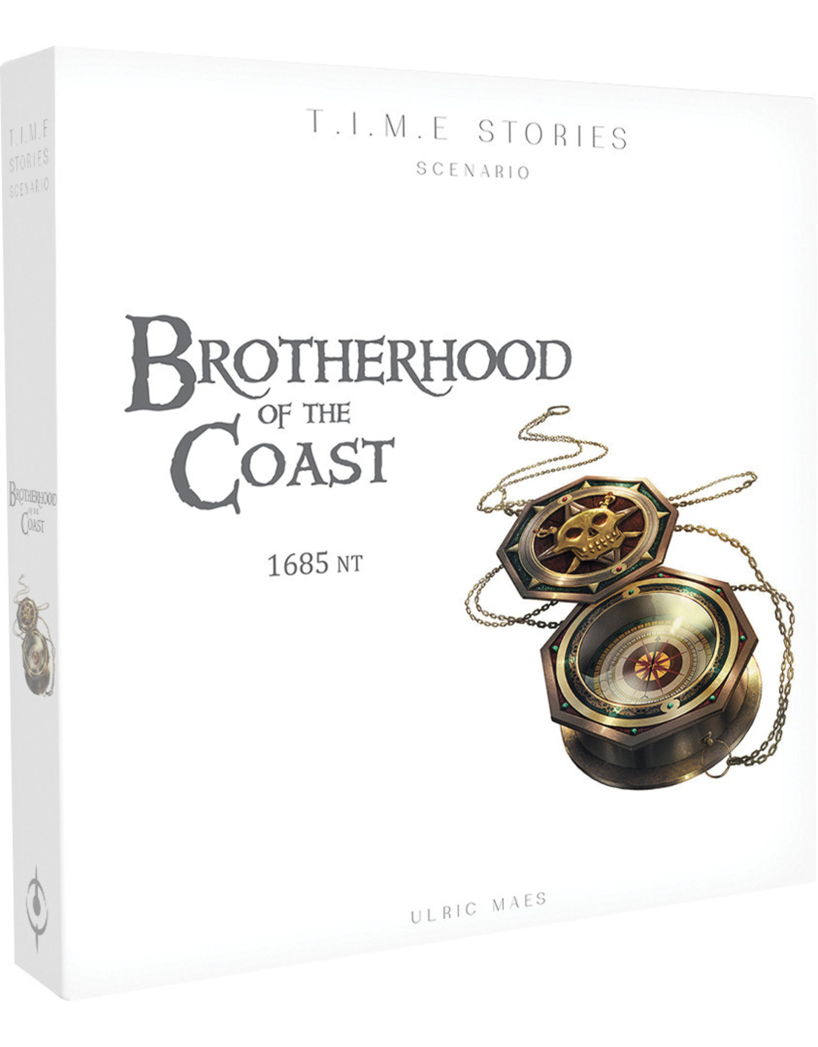 Asmodee TIME Stories Brotherhood of the Coast Expansion