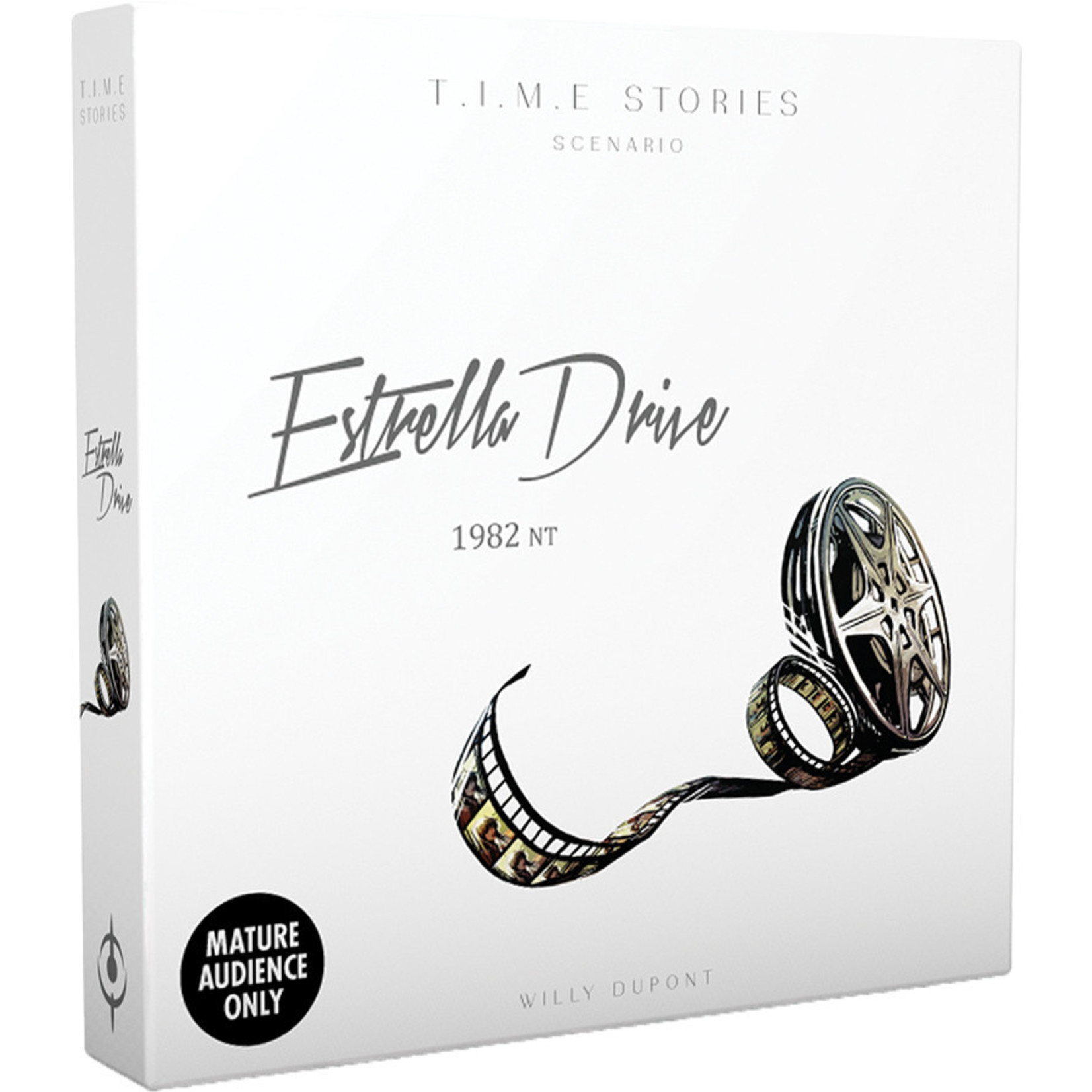 Space Cowboys TIME Stories Estrella Drive Expansion