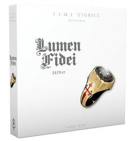 Space Cowboys TIME Stories Lumen Fidei