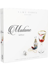 Asmodee TIME Stories Madame Expansion