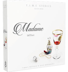 Space Cowboys TIME Stories: Madame