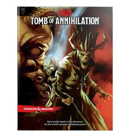Dungeons & Dragons D&D 5e Tomb of Annihilation