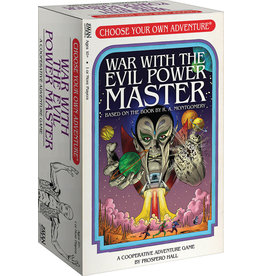 Z-MAN Games CYA War with the Evil Power Master