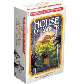 Z-MAN Games CYOA House of Danger