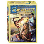 Z-MAN Games Carcassonne 3 Princess & Dragon