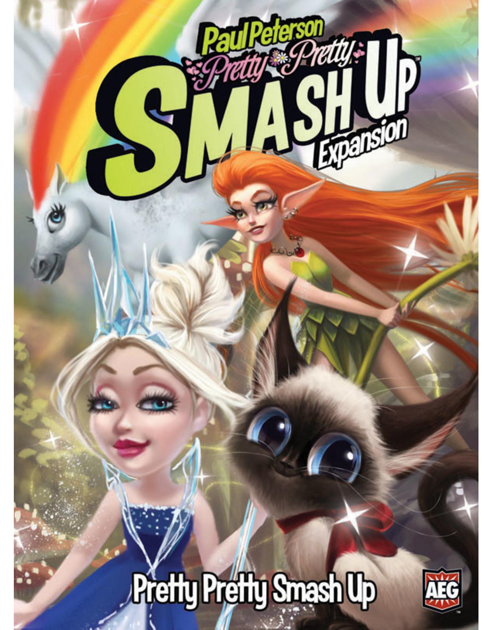 Alderac Entertainment Group Smash Up - Pretty, Pretty Smash Up Expansion