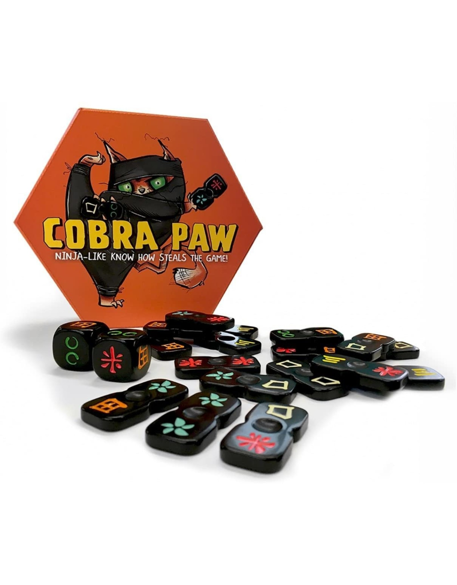 Bananagrams Cobra Paw
