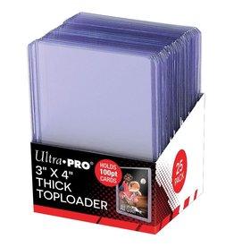 Ultra Pro TopLoader 3x4 100PT Hard Sleeve