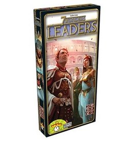 Asmodee 7 Wonders Leaders