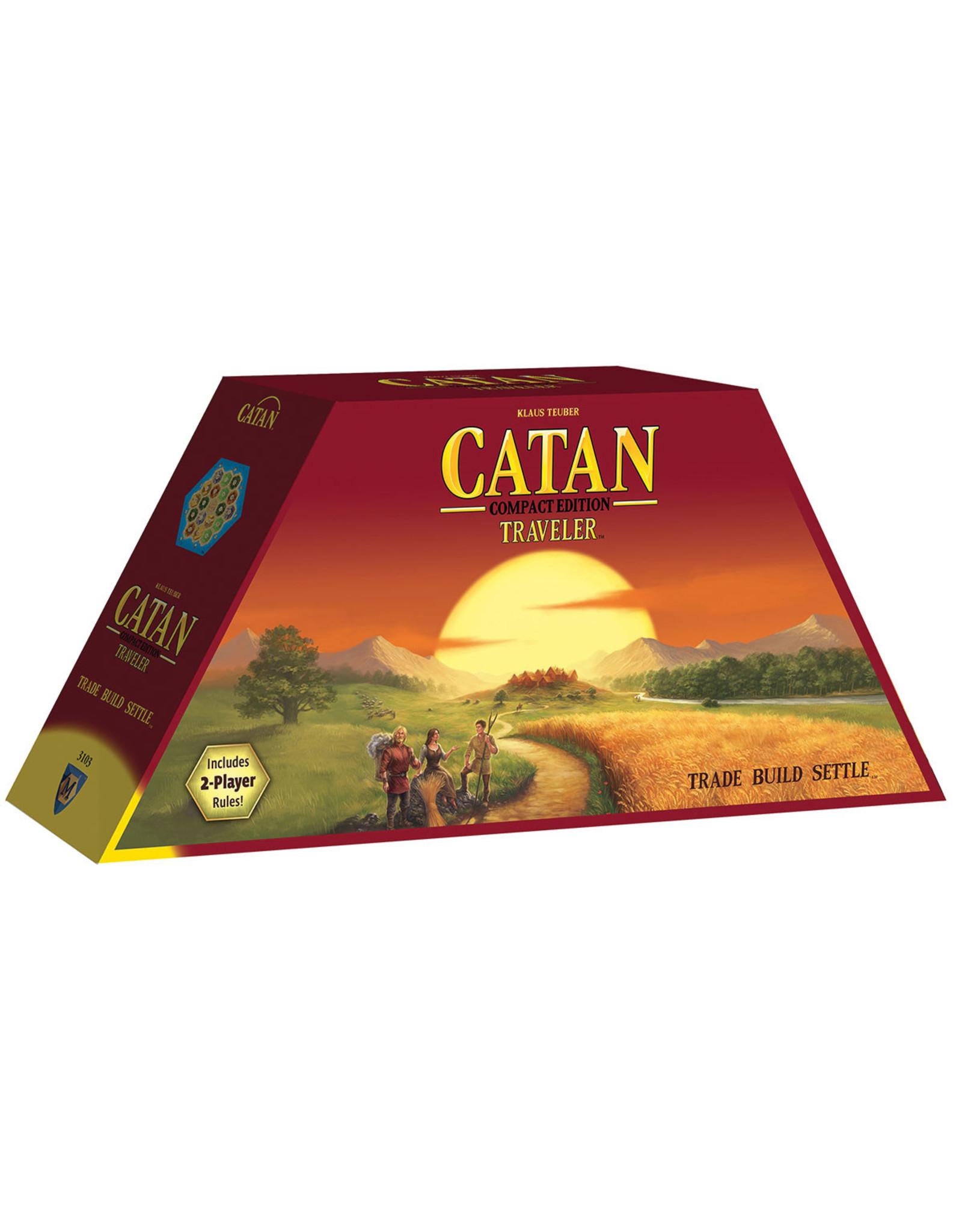 Catan Studio Catan Traveler Edition